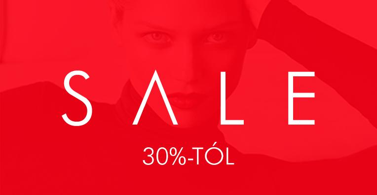 Sale - 30% kedvezmény