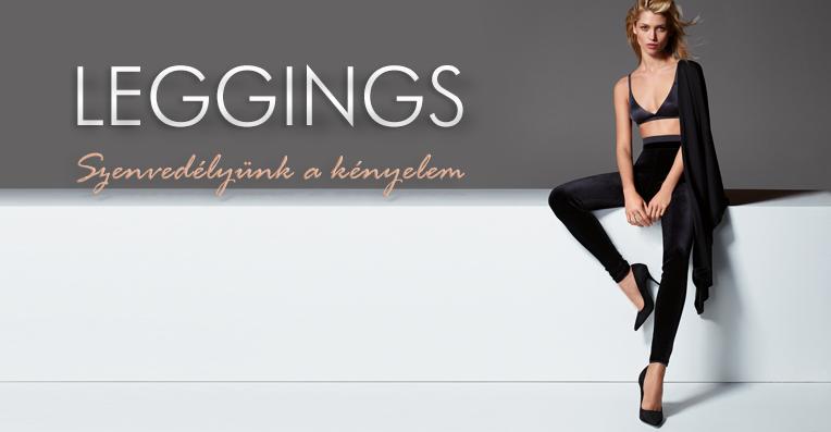 Szenvedélyünk a kényelem - Leggings