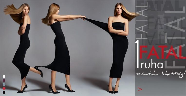 Fatal - egy ruha, számtalan lehetőség