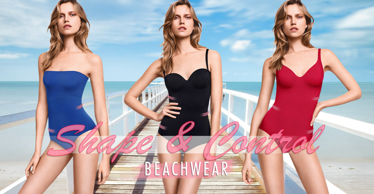 Shape and Control - Beachwear from Wolford