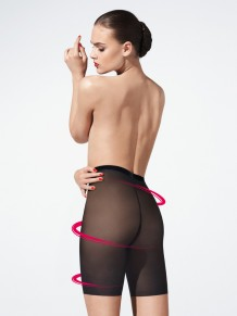 Tulle Control Short