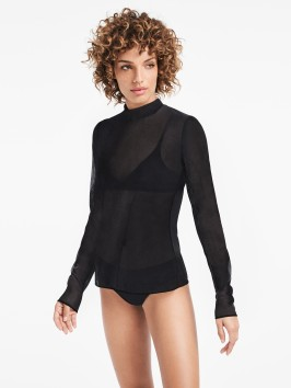 Tulle Pullover