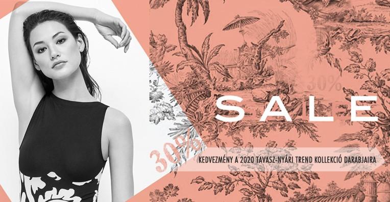 Sale! 30% 2020 tavasz-nyár trend kollekció