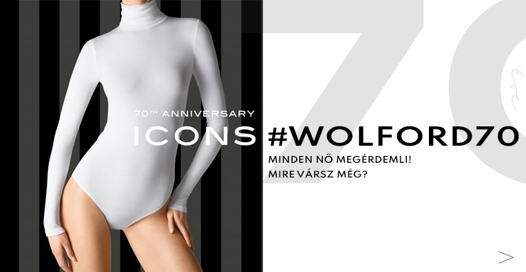 #Wolford70